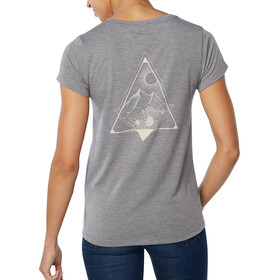 Dakine Brook Tech T SS Shirt Damen heather graphite